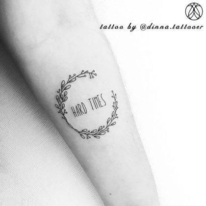 tatuaggi lettere