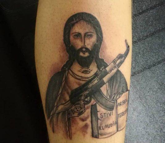 tatuaggi siberiani