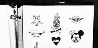disegni tatuaggi