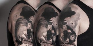 Tatuaggi braccio by @dktattss