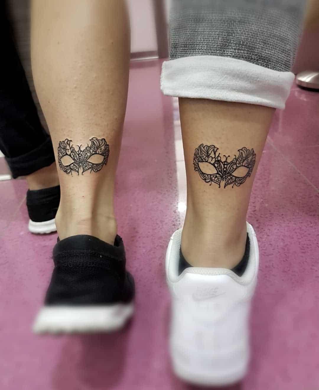 tattoo di coppia by @martucciclara