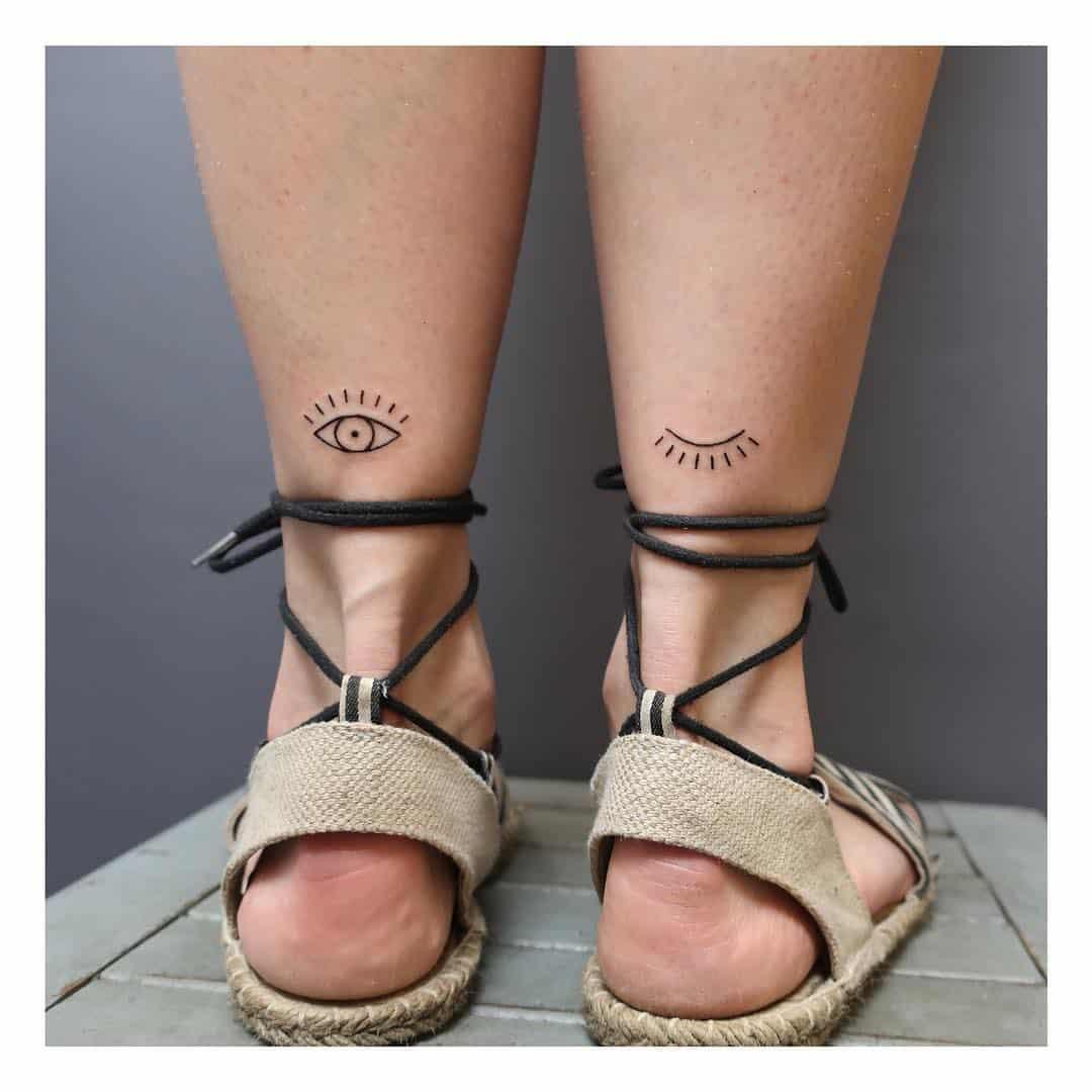 Tatuaggi Caviglia Consigli E Idee Per Il Tuo Nuovo Tattoo