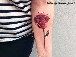 tatuaggi rose