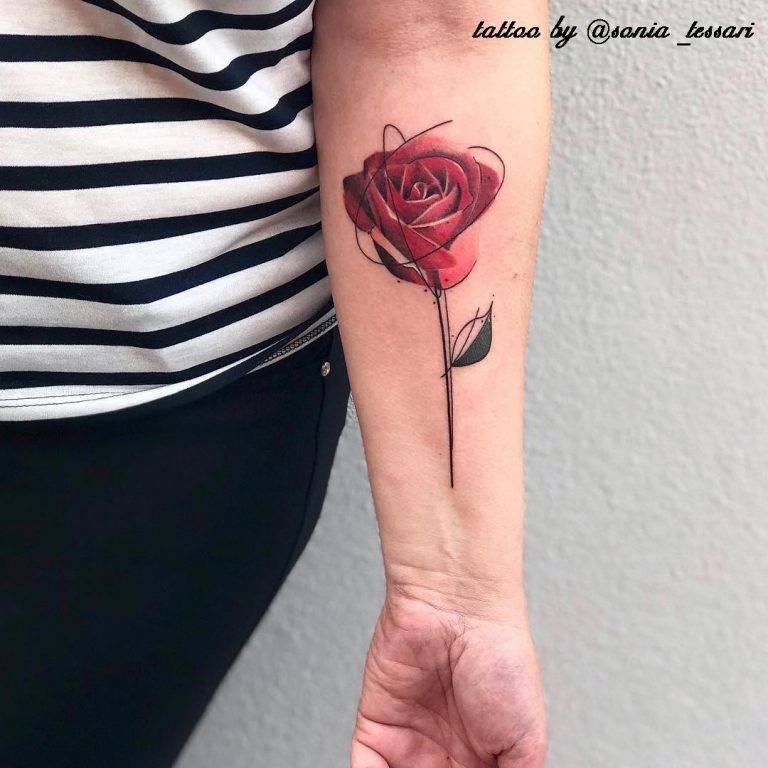 Il significato delle rose nei tatuaggi: immagini, idee e consigli