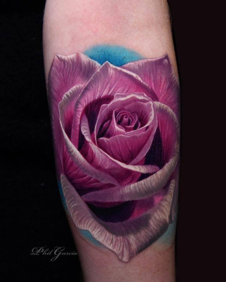 Photogallery Rosa Tattoo