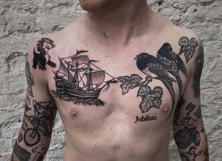 I tatuaggi nel mondo del carcere