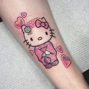 Hello-Kitty-tatuaggio-by-@carly.kawaii