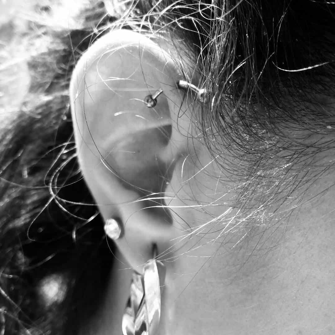 Piercing by @malusangupiercer