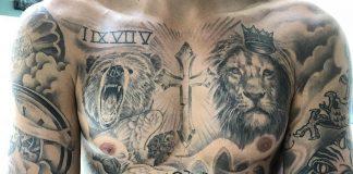 Tatuaggi di Justin Bieber