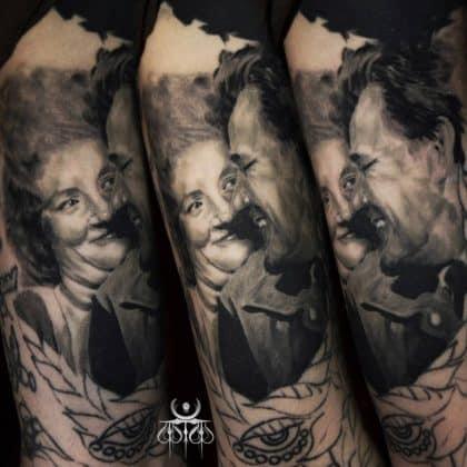 Tattoo realistico