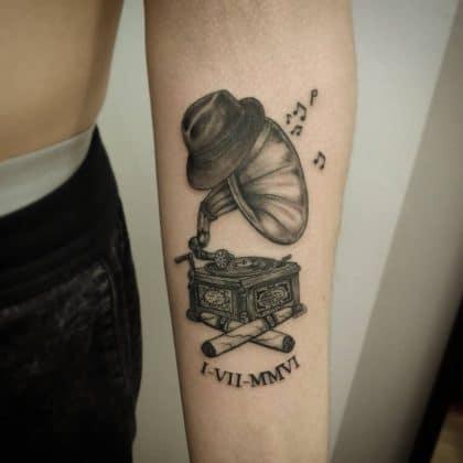 Tattoo memoriale sigari