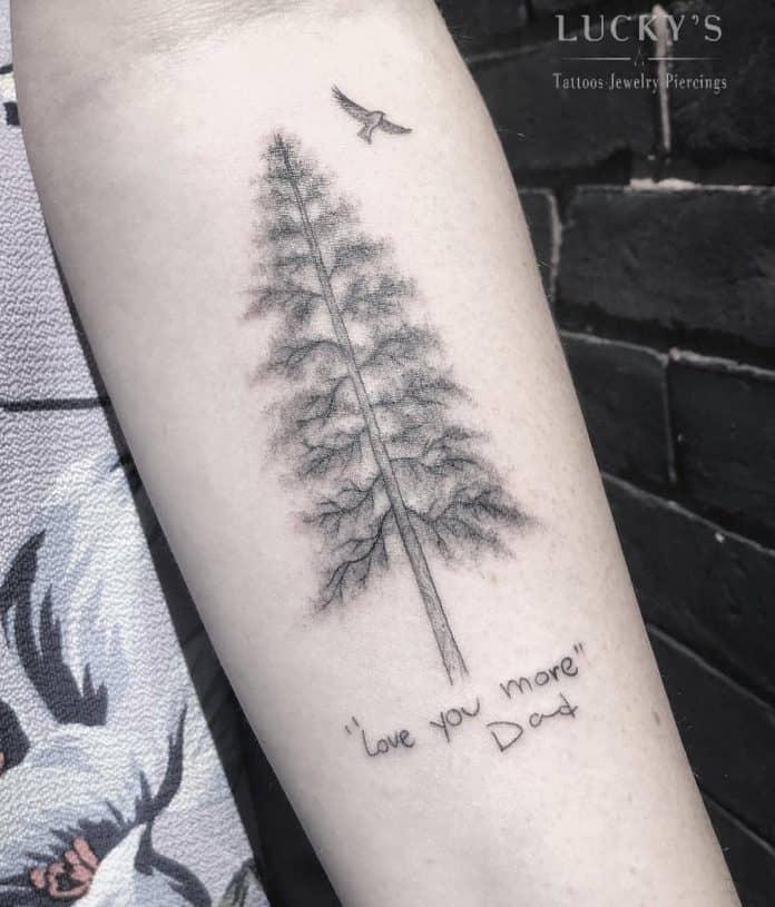 Tatuaggi per ricordare una persona cara