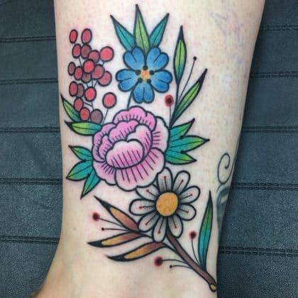 tattoo by @frankibrasty
