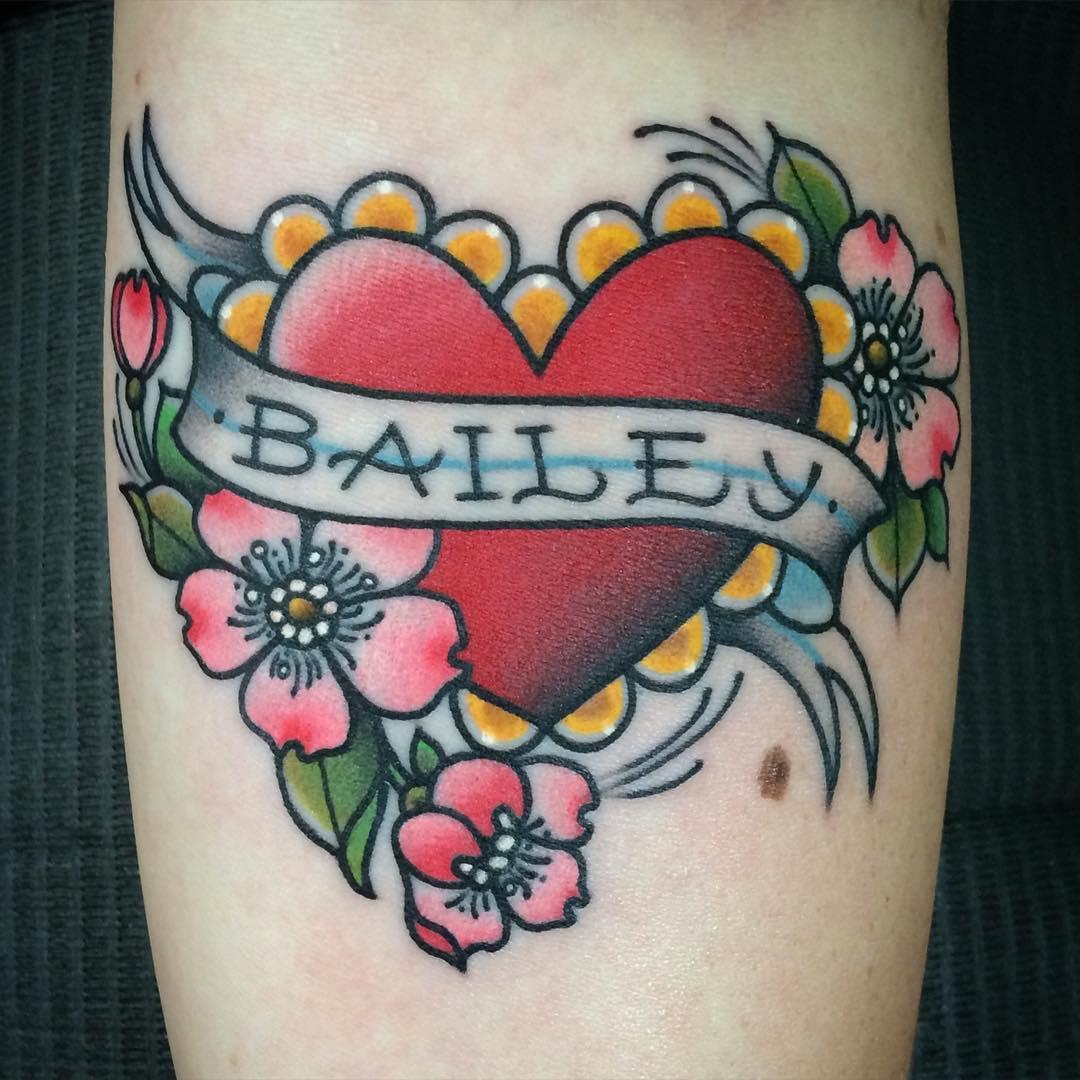 tattoo fiore di pesco by @amandaslatertattoo