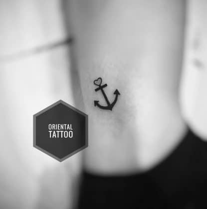 tatuaggio ancora