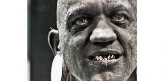 L'uomo più tatuato al mondo