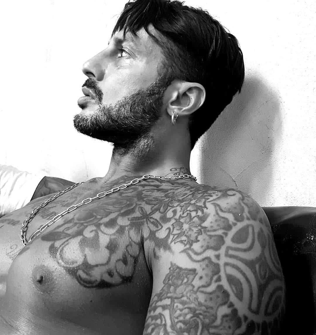 tattoo braccio photocredit @fabriziocoronareal