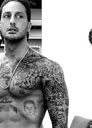 tattoo corpo photocredit @fabriziocoronareal