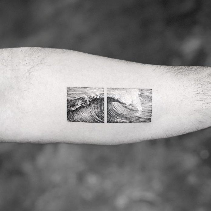 tatuaggi e mare