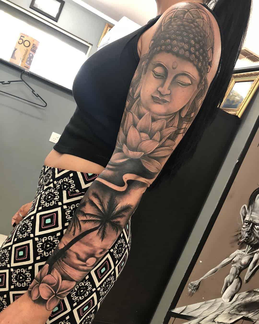 Tattoo by @abbiepriceart