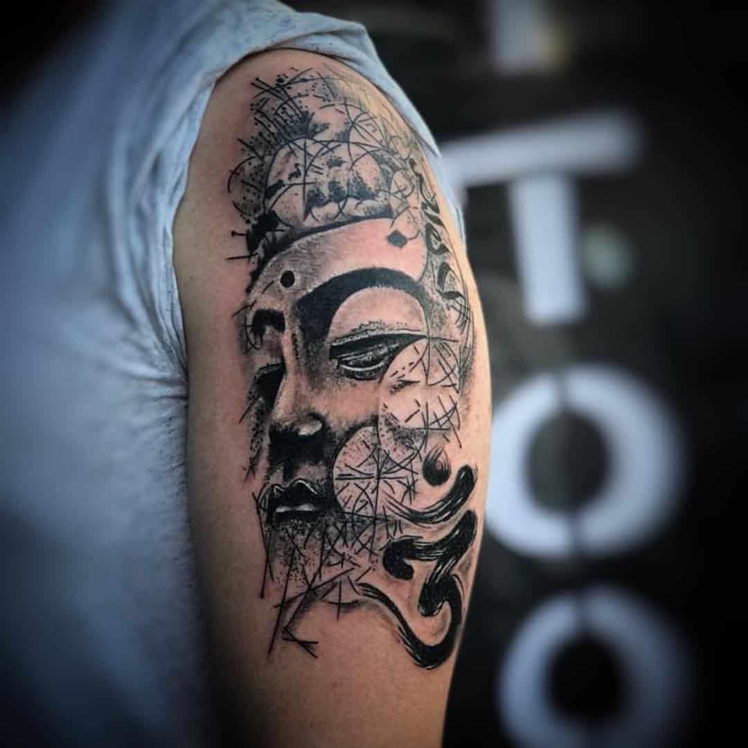 Tattoo by @angel.tattoo