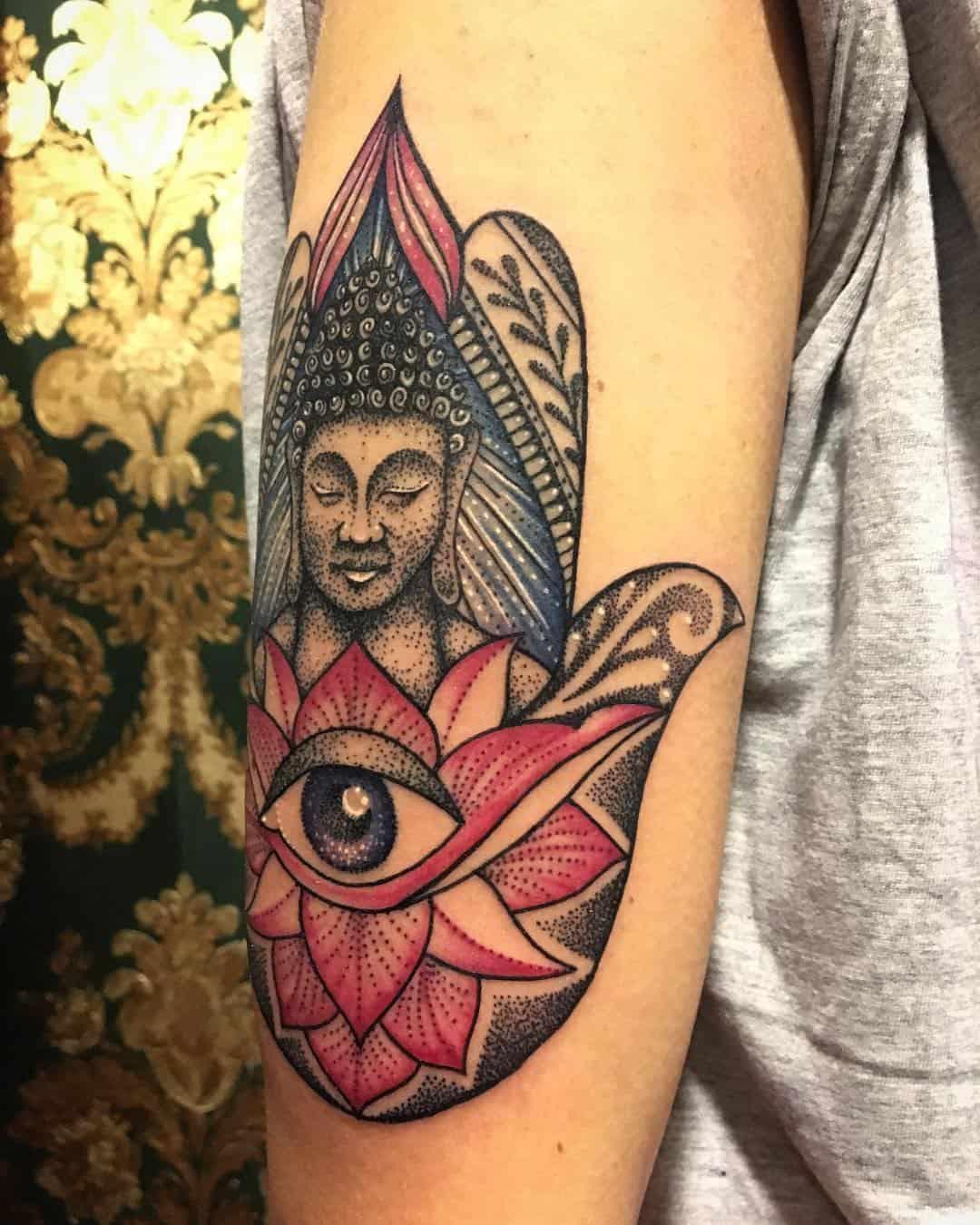 Tattoo by @dotty_smith