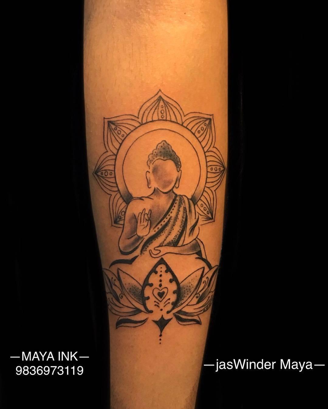 Tattoo by @jaswindermaya