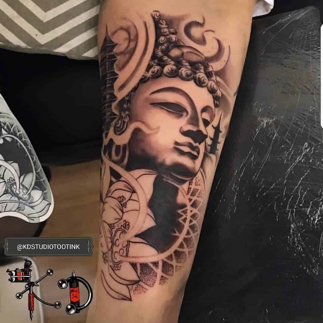 Tattoo by @kdstudiotootink