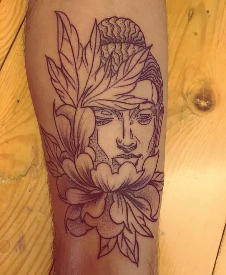 Tattoo by @sidd_tattooist