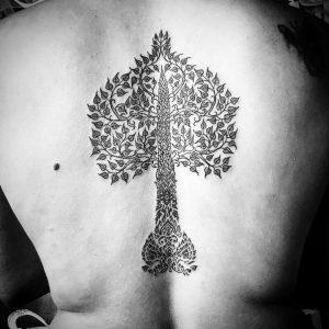 tattoo by @sramdip