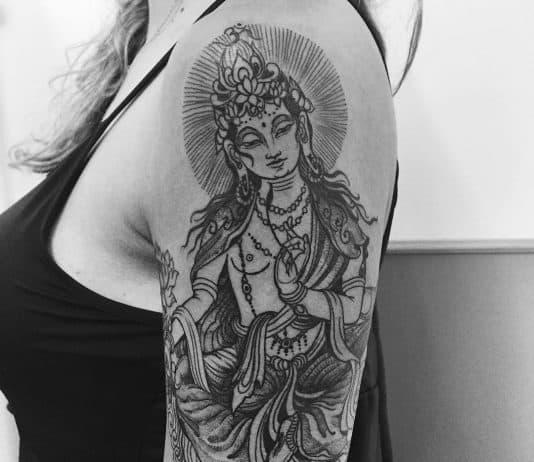 tatuaggi buddhisti