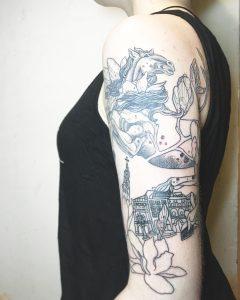 cavallo-bianco-tattoo-by-@rubikus_kubikus