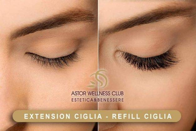 extension ciglia by @astor_wellness_club