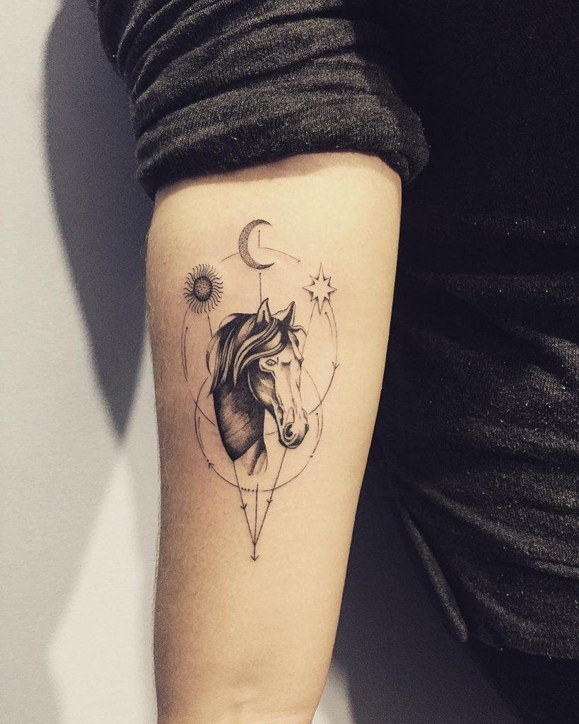 horse-tattoo-by-@adsvtattoo