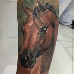 tattoo-cavallo-by-@carvajaltattoo