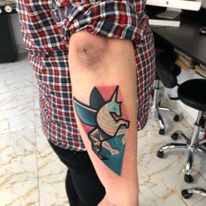 tattoo-cavallo-by-@coni_kny