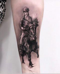 tattoo-cavallo-by-@rextattoo