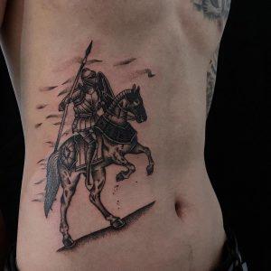 tattoo-cavallo-by-@taker_tattooer