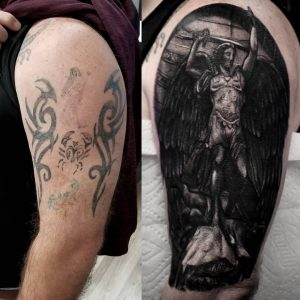 Tattoo-cover-up-braccio-by-@fullproof.bloom_