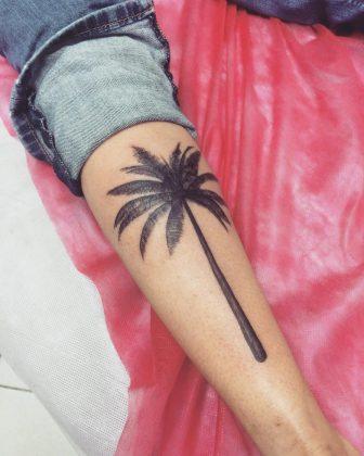 tatuaggio palma