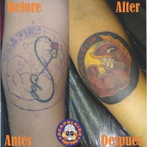 cover-up-tattoo-braccio-by-@acapulkink_tattoo