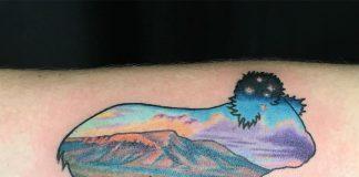 tatuaggi con la lettera k