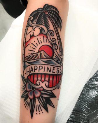 tattoo palma old school