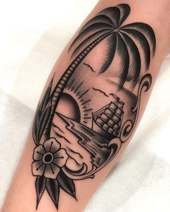 palma tattoo