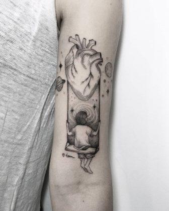 tatuaggio con nome