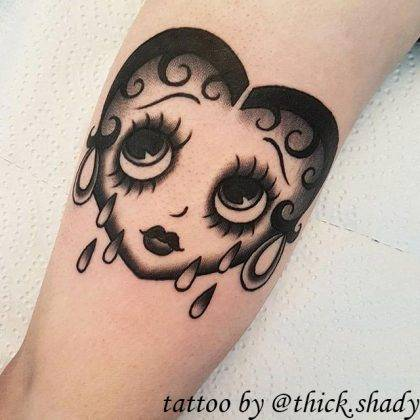 tattoo-cuore-betty-boop-tattoo-by-@thick.shady
