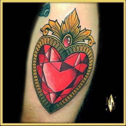tattoo-cuore-gioiello-by-@maybellene_tattoo_shop