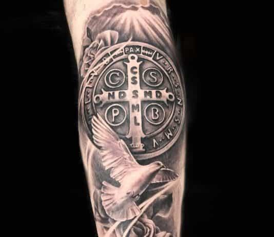 tatuaggi simboli religiosi e profani
