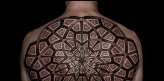 tatuaggi forme geometriche