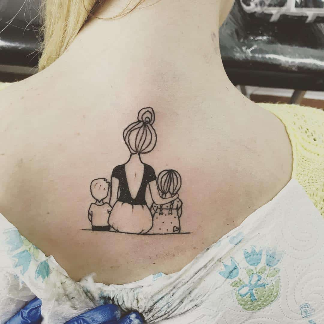 Tatuaggio Dedicato Ai Figli Idee E Significato Tatuaggipiercingit